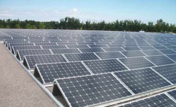 650 KW ROOF TOP SOLAR GENERATION FACILITY